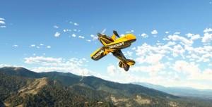 Bir İlk: Microsoft Flight Simulator'e Askeri Jet Geliyor!
