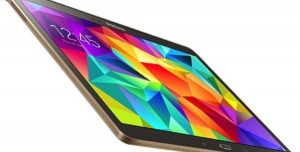 Samsung Galaxy Tab S Basın Fotoğrafları