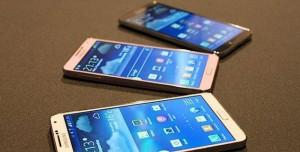 Samsung Galaxy Note 3 Fotoğrafları