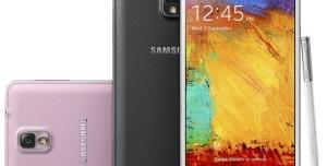 Samsung Galaxy Note 3 Basın Fotoğrafları