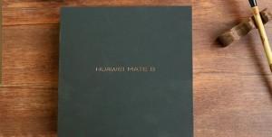 Huawei Mate 8 İlk Bakış