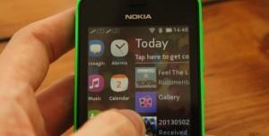 Nokia Asha 501 Fotoğrafları