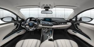 BMW i8 Fotoğraf Galerisi
