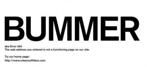 404 Sayfanız Espirili Olsun!