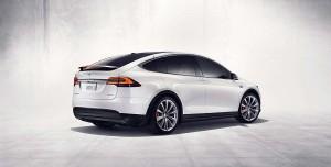 Elektrikle Çalışan SUV: Tesla Model X