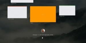 Google'ın Yeni Mobil İşletim Sistemi Fuchsia'nın İlk Ekran Görüntüleri