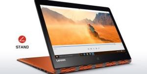 Lenovo'dan Ultra Hafif 2'si 1 Arada Dizüstü: Yoga 900 (13 inç)