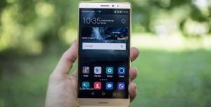 Huawei Mate S: Force Touch'lı İlk Akıllı Telefon