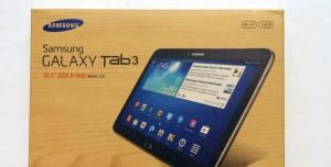 Samsung Galaxy Tab 3 10.1 Detaylı Fotoğrafları