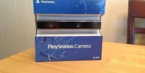 PlayStation Camera Kutu Açılımı