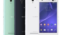 Sony Xperia C3 Basın Fotoğrafları