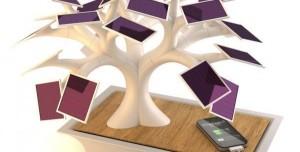 Solar Ağaç İle iPhone'u Şarj Edin