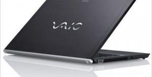 Sony'den Yeni Vaio Z Laptop