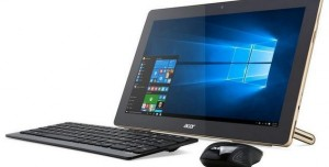 Acer'dan Windows 10'lu Hepsi Bir Arada PC: Aspire Z3-700
