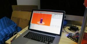 Deltaprintr 3D Yazıcı Fotoğrafları