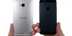 HTC One Cihaz İçi Açma Fotoğrafları