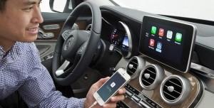 Yeni Mercedes-Benz C Serisi ve Apple CarPlay Fotoğraf Galerisi