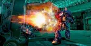 Transformers: Rise of The Dark İlk Ekran Görüntüleri