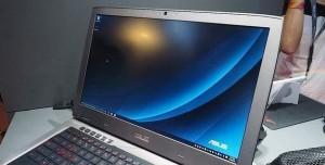 ASUS'tan Su Soğutmalı 4K Dizüstü Oyuncu Bilgisayarı: ROG GX700
