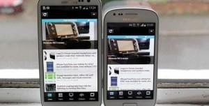 Samsung Galaxy S3 Mini Fotoğrafları