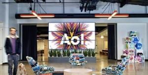 AOL'nin Palo Alto'daki Yeni Ofisi
