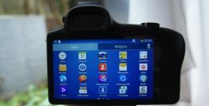 Samsung Galaxy NX Kamera Fotoğrafları