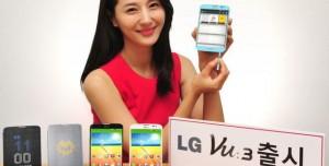 LG Vu 3 Fotoğraf Galerisi