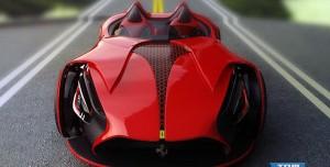 Ferrari Millenio Tasarımı