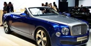 LA Auto Show'daki En Etkileyici 10 Otomobil