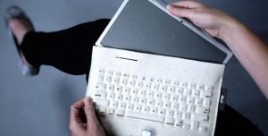 Hem Tablet Kılıfı Hem Klavye