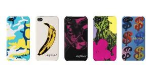 Andy Warhol Tasarımı Kılıflar