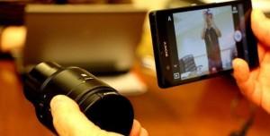 Sony'nin Yeni Lens Kameraları DSC-QX100 ve DSC-QX10