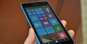 Microsoft Lumia 535 Fotoğrafları