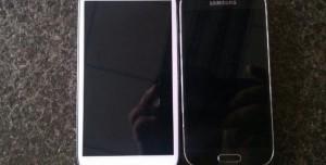 Samsung Galaxy S4 Mini Sızdırılan Fotoğraflar