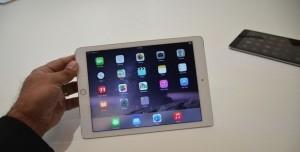 iPad Air 2 Fotoğraf Galerisi