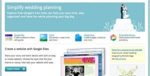 Google Evlilik Planlama Servisi