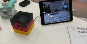 Dünyanın İlk Kablosuz HD Skype Kamerası: Amaryllo iCam