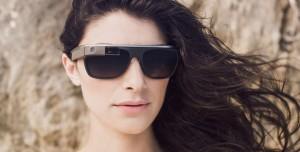 Titanyum Çerçeveli Google Glass Fotoğrafları