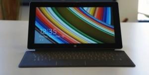 Detaylı Microsoft Surface 2 Fotoğrafları