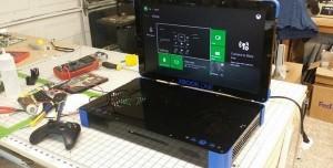 Xbox One Laptop Fotoğraf Galerisi