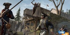 Assasin's Creed 3 Yeni Ekran Görüntüleri
