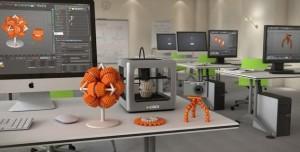 The Micro 3D Yazıcı Fotoğrafları