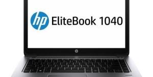 HP EliteBook Folio 1040 G1 Fotoğraf Galerisi
