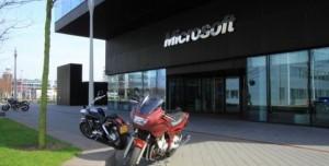 Microsoft'un Nefes Kesen Hollanda Ofisi