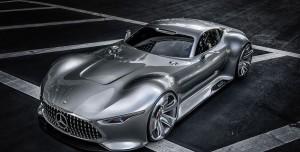 Mercedes-Benz AMG Vision Gran Turismo Fotoğrafları