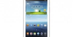 Samsung Galaxy Tab 3 Basın Fotoğrafları