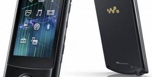 Sony A, E, S Walkman Serisi