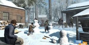 Assasin's Creed 3'ten Yeni Ekran Görüntüleri