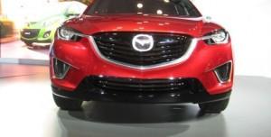 New York Auto Show: Mazda Minagi