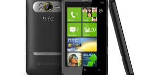 The HTC HD 7